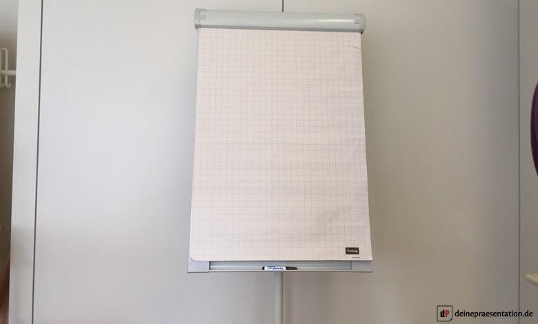 Präsentationstechniken Flipchart